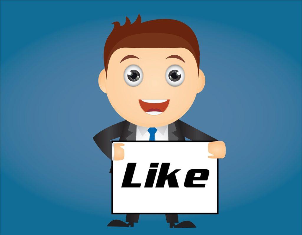 Instgram post like