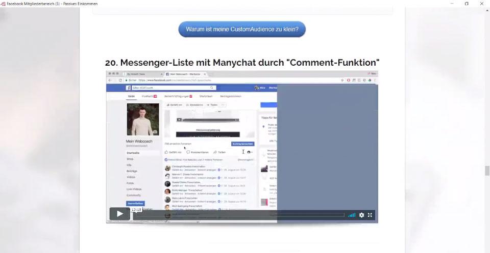 Messenger-Liste-mit-Manychat-durch-Comment-Funktion