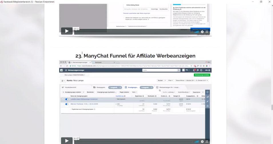Manychat-Funnel-für-Affiliate-Werbeanzeigen