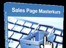 sales page masterkurs