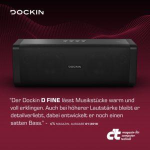 DOCKIN D Fine+2