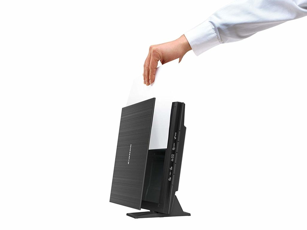 Canon Lide 400 mit Stand Funktion
