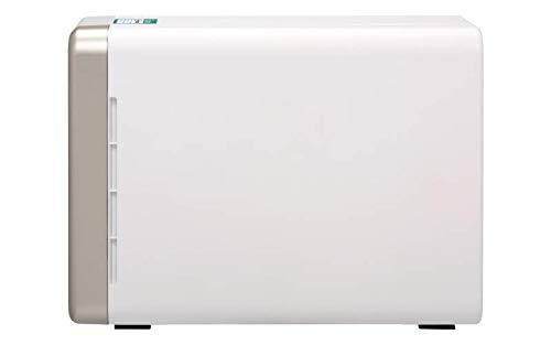 QNAP TS-251B-4G 2 Bay Desktop-NAS-Gehäuse mit 4 GB RAM-2