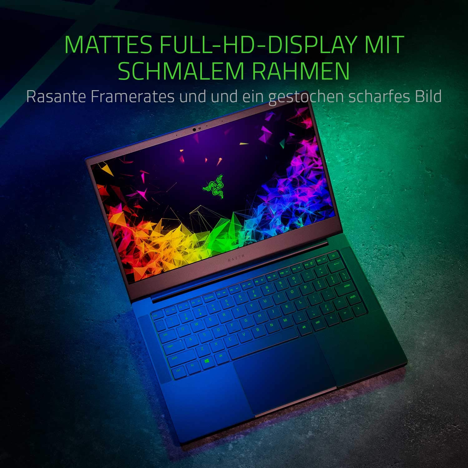 Razer Blade Stealth 13 (2019) Mattes Full HD Display
