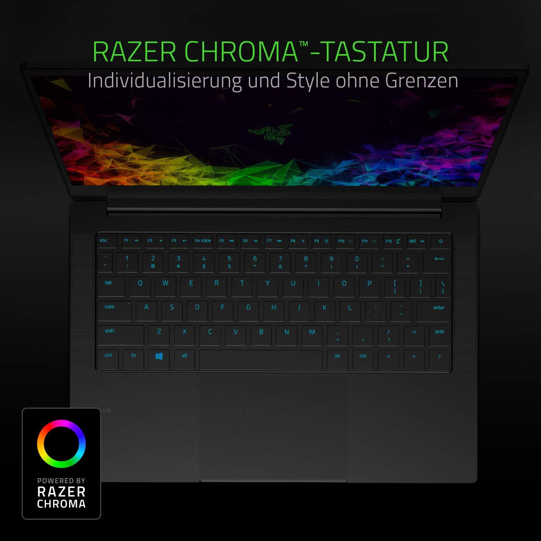 Razer Blade Stealth 13 (2019) mit Chroma Tastatur