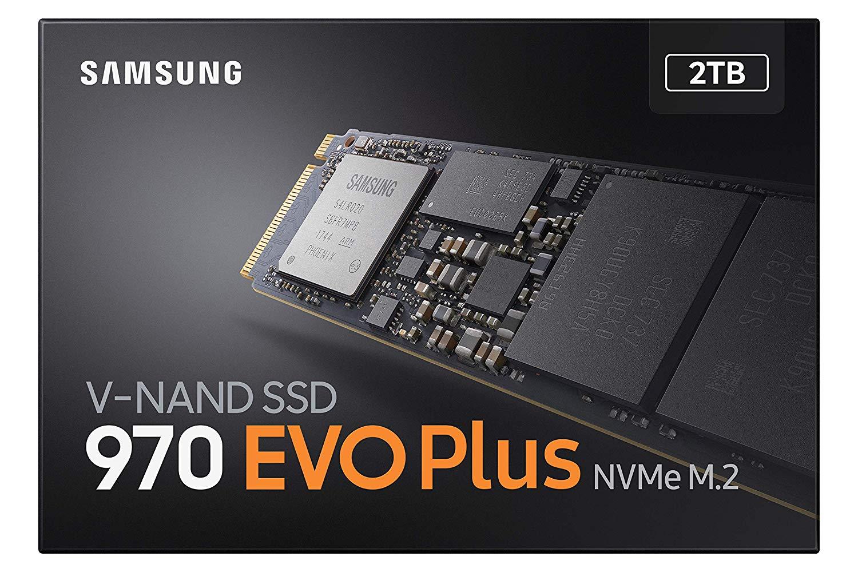 Samsung SSD 970 EVO Plus