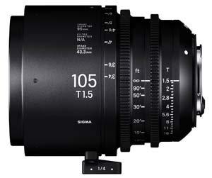 Sigma 105mm F1,4 DG HSM Art Objektivbajonett
