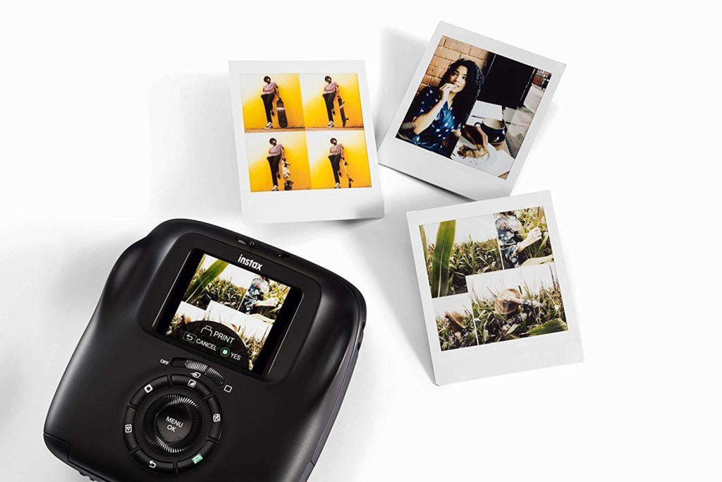 Fujifilm Instax Square SQ20 Hybride Sofortbildkamera