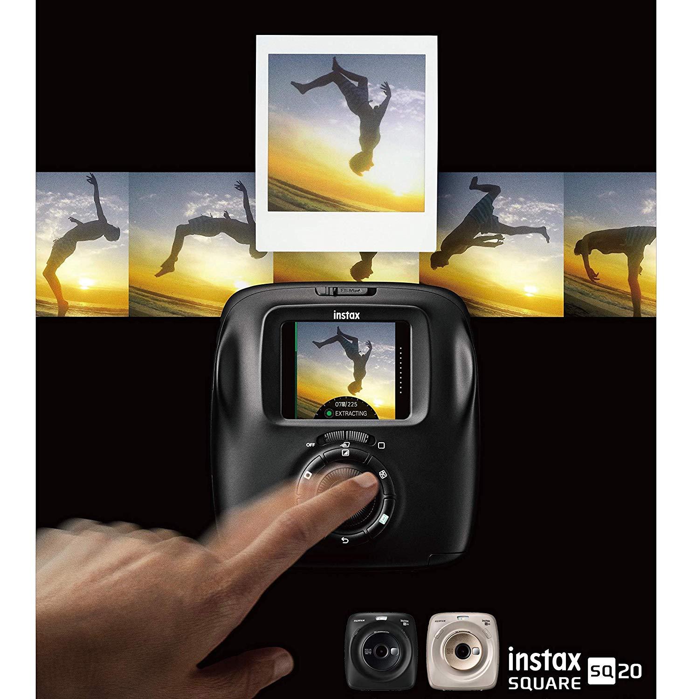Fujifilm Instax Square SQ20 im Test