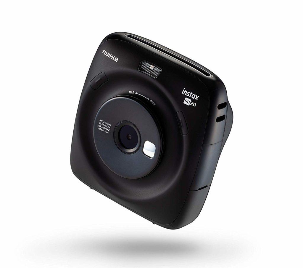 Fujifilm Instax Square SQ20 mit Video Funktion