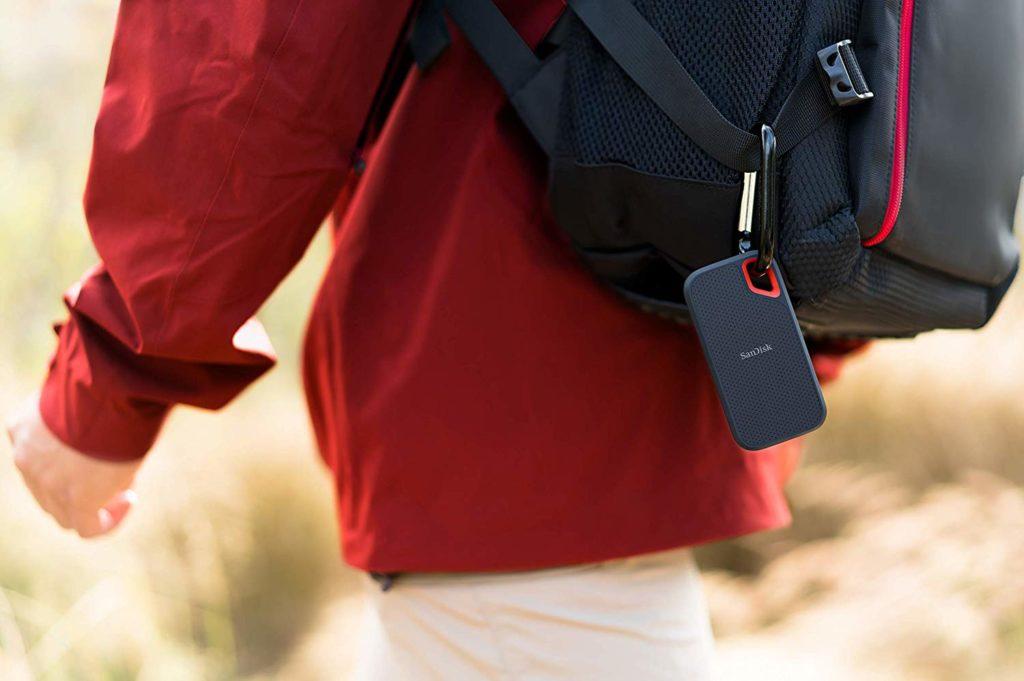 SanDisk Extreme Pro Portable SSD im Test