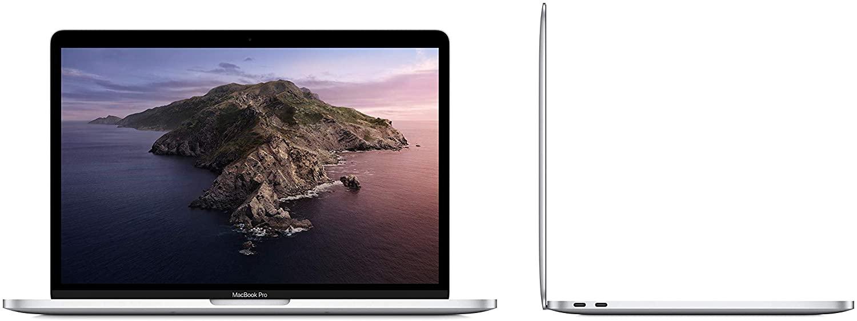 Apple MacBook Pro 13 in Silber