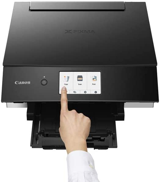Canon-Pixma-TS8350-mit-Touch-Display