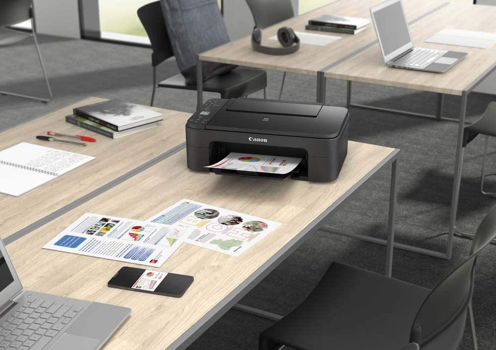 Canon TS 3350 AIO Drucker - Scanner - Kopierer