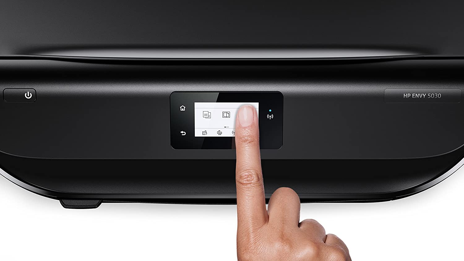HP ENVY 5030 Monochromes Touch-Display