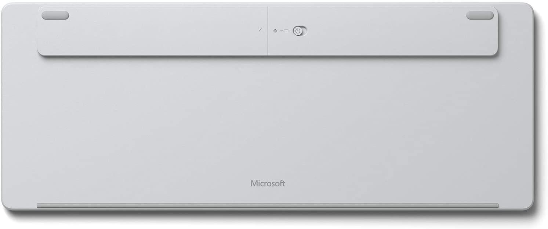 Microsoft Designer Compact Keyboard Rückseite