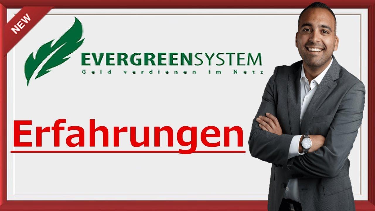 li il evergreensystem 3 0 von said shiripour meine On evrgreen erfahrungen