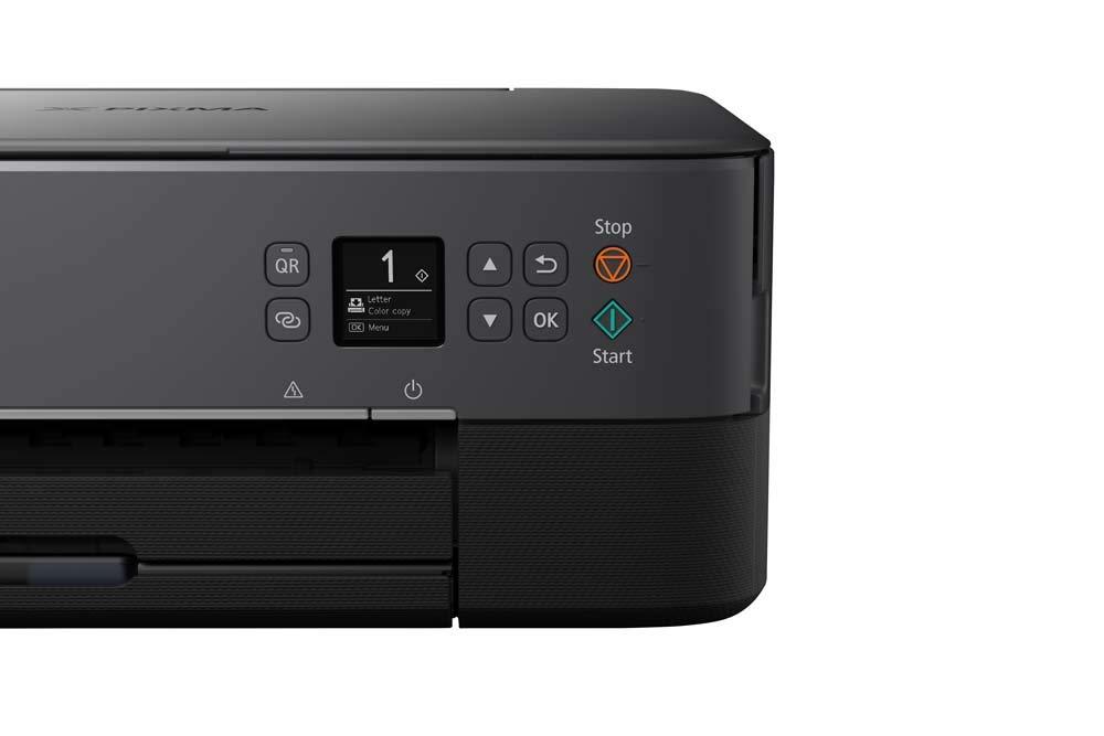Canon PIXMA TS5350 mit 3,8cm LED-Anzeige
