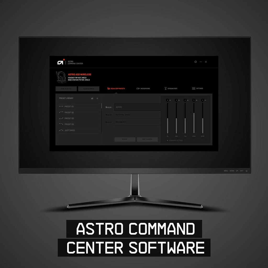 Astro Command Software