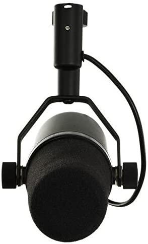 Shure SM7B Dynamic Podcast Mikrofon