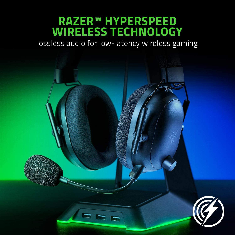 Razer BlackShark V2 Pro mit THX 7.1 Spatial Surround Sound